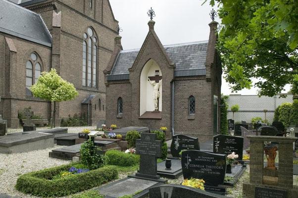 Rooms-katholieke begraafplaats Lent