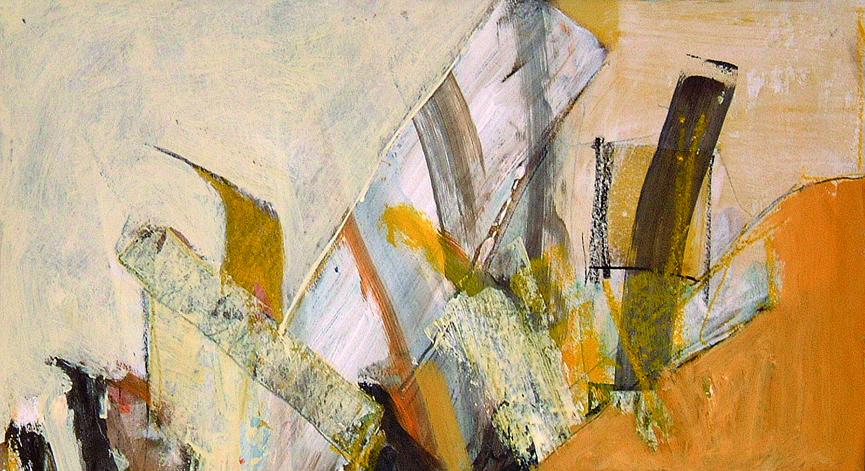 Puzzle I, 2003, 80x44cm, Papier