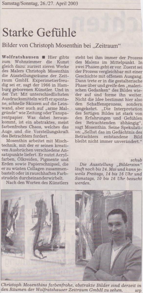 2003_04_Süddeutsche Zeitung