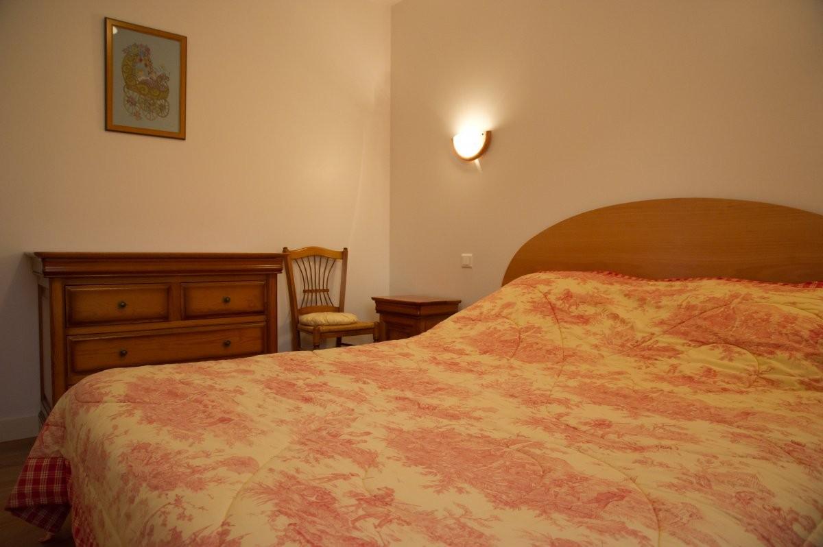 chambre à coucher RDC