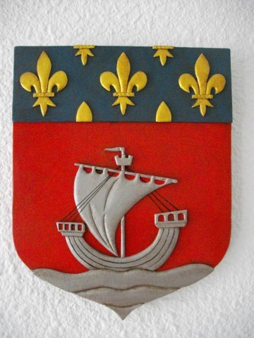 Reproduction Blason Paris