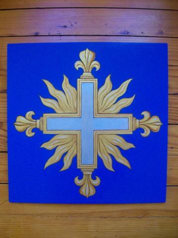 Croix de Gascogne 40x40cm
