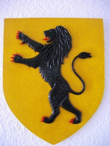 Reproduction Blason Flandres