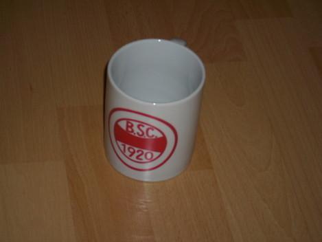 BSC-Kaffebecher 5,00 €