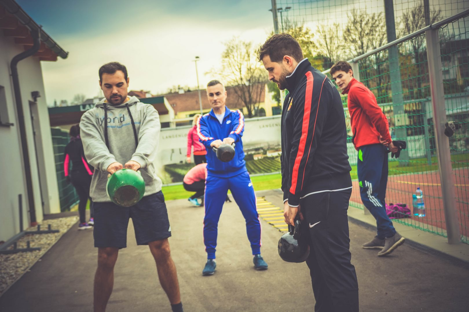 Gruppen & Personal Coaching - hybrid8