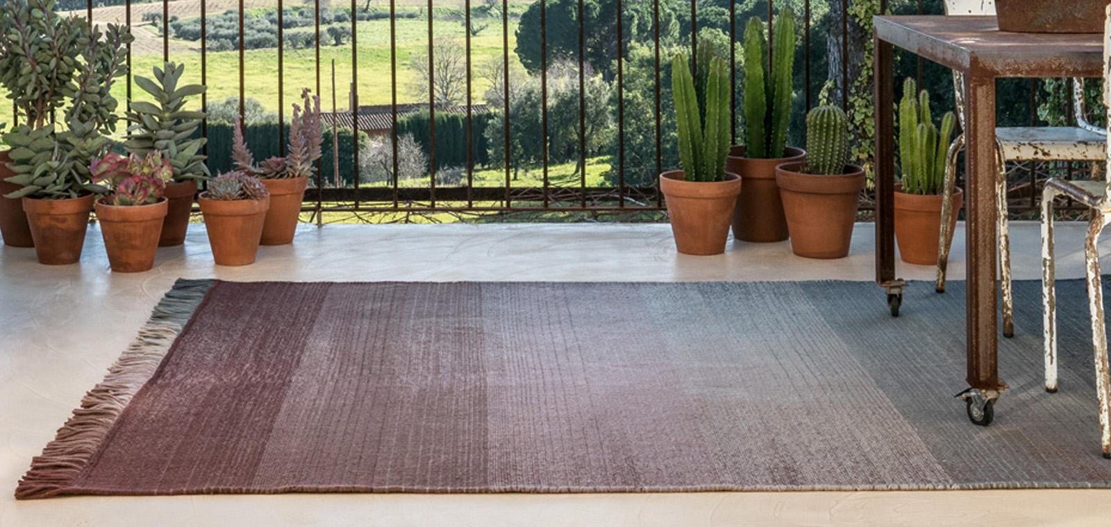 Outdoor Teppich von Nanimarquina