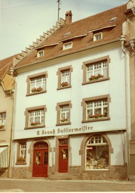 Firmensitz des Familienunternehmens in Löffingen.