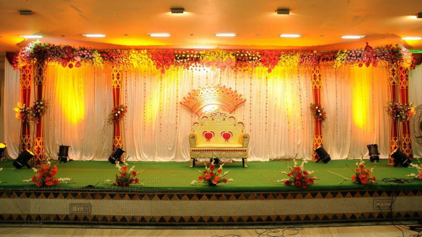 tirumala marriage contractor - reception 69