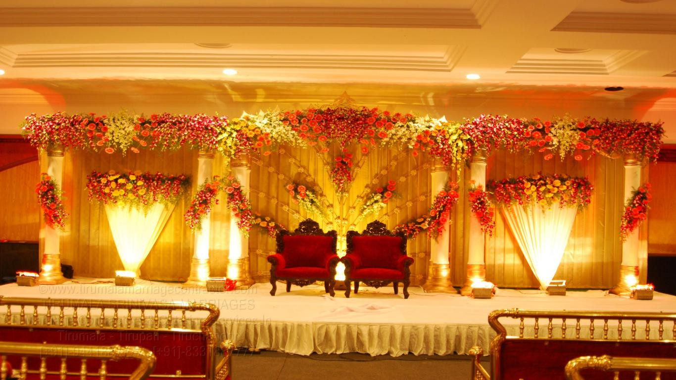 tirumala marriage contractor - reception 67