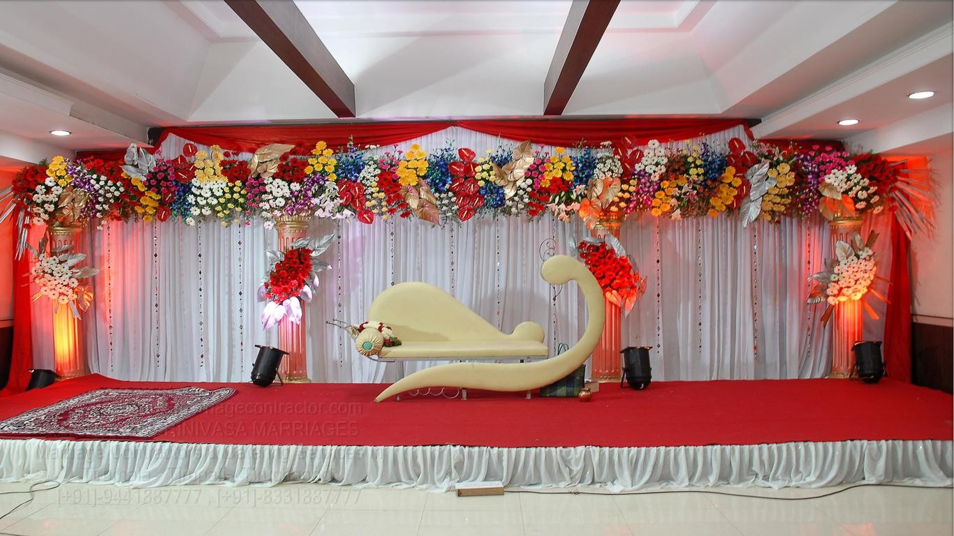 tirumala marriage contractor - reception 20