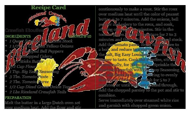 crawfish ettouffee recipe