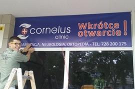Wkrótce otwarcie Cornelus Clinic: Warszawa, ul. Kochanowskiego 10 A, Żoliborz / Bielany / Bemowo. Rehabilitacja, ortopeda, neurolog.