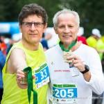 Zespół fizjoterapeutów i lekarzy specjalistów wspiera biegaczy