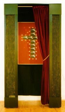 concordare (zweiteilig) - 97 - Holz, Papier, Metall, Textil, Kunststoff - 200 x 400 x 110