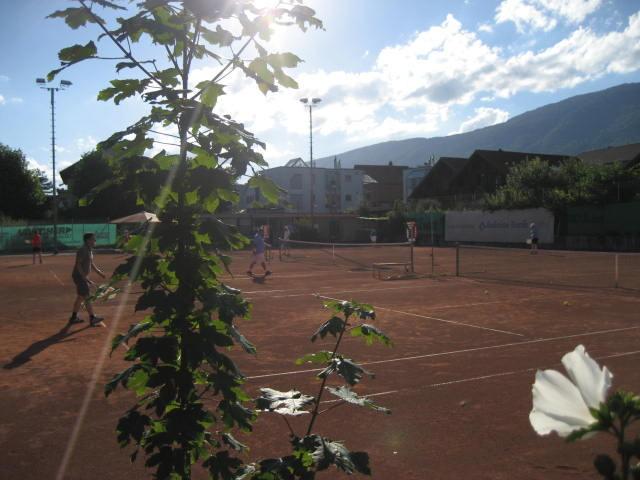 wunderschöne Tennismomente