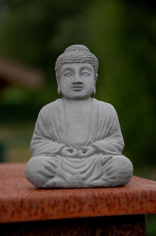 Buddha 12/7 cm 0,450 kg Art.-Nr. 120s/a