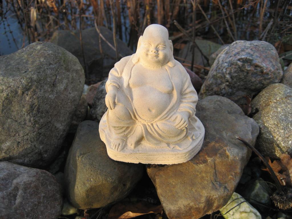 Buddha 9/10 cm 0,430 kg Art.-Nr. 130s/a