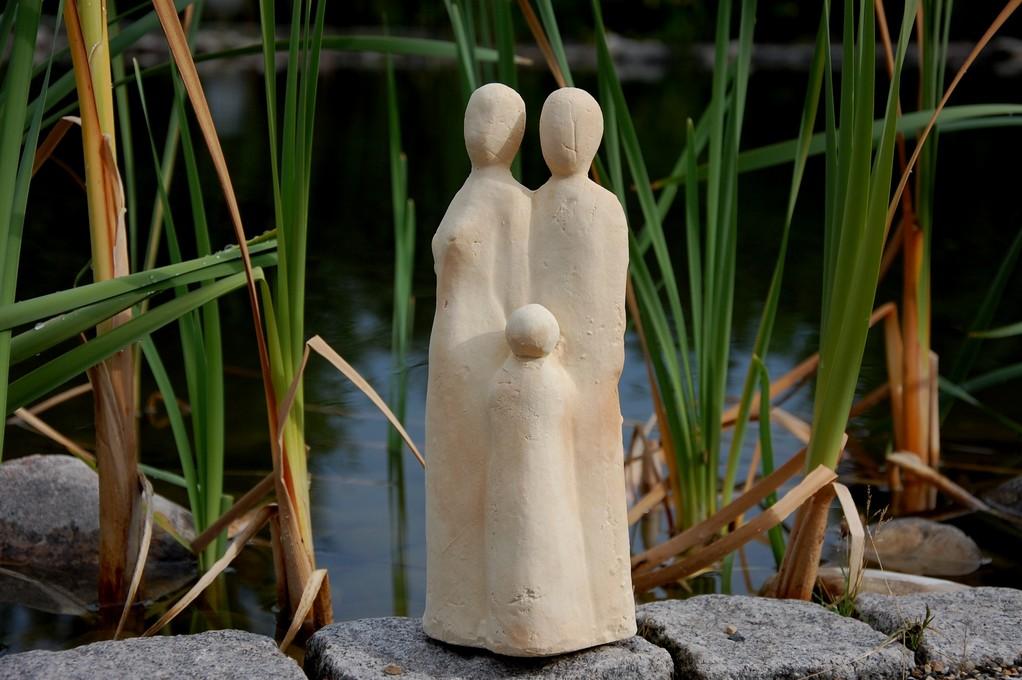 Familie mit 1 Kind 30/10 cm 2,400 kg Art.-Nr. 119s
