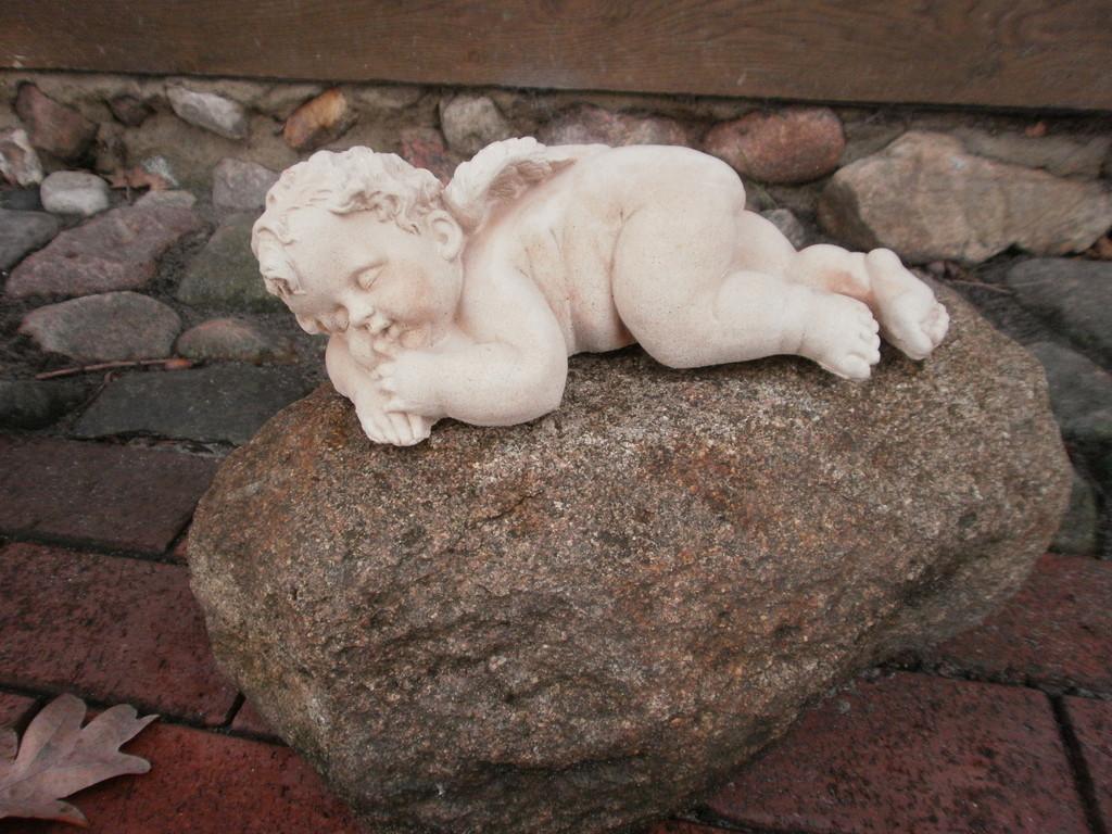 """Engel """"Ulli"""" 10/27 cm 2,800 kg Art.-Nr. 125s/a"""