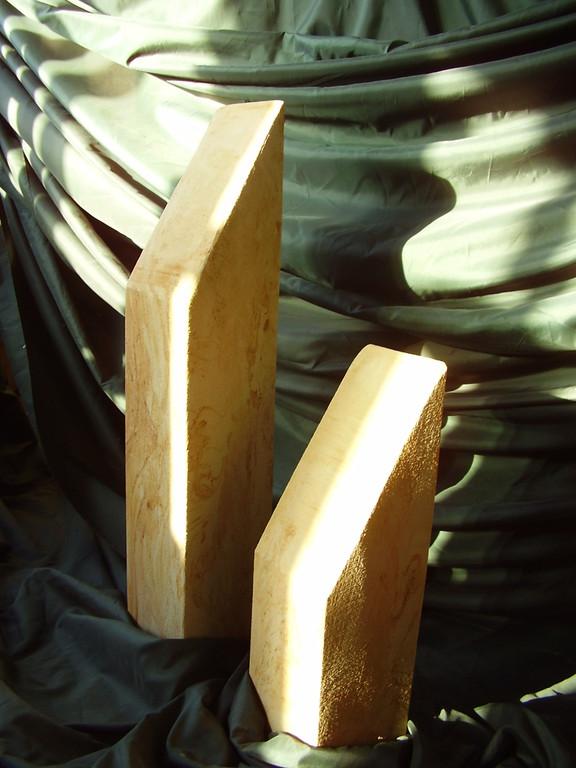 Stele abgeschrägt klein 80/20/20 cm Art.-Nr. 559 - groß 100/20/20 cm Art.-Nr. 558s