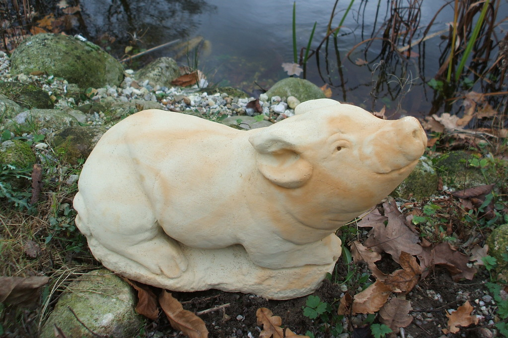 Schwein 39/22 cm 14,000 kg Art.-Nr. 205s/a