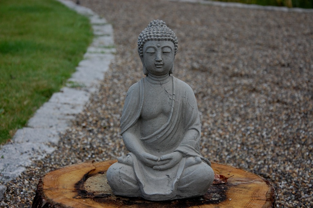 Buddha 30/20 cm 4,600 kg Art.-Nr. 110s/a
