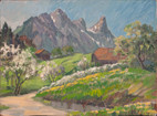 Stockhorn Frühling