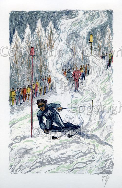 Nr.342 Damenslalom Grindelwald