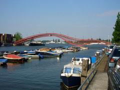 Amsterdam city where Sakura Music & Art was found.