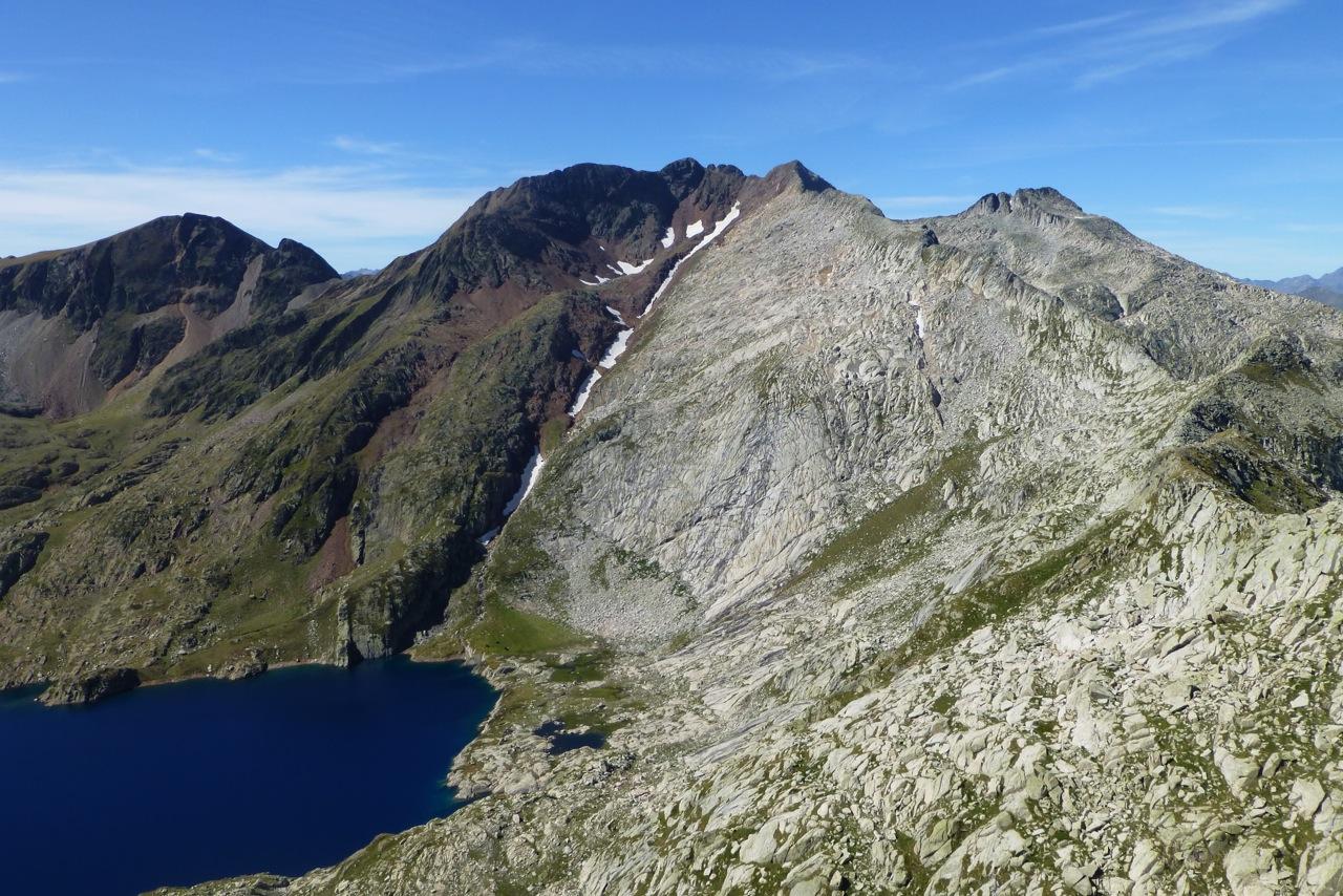 Nos lacs d'altitude