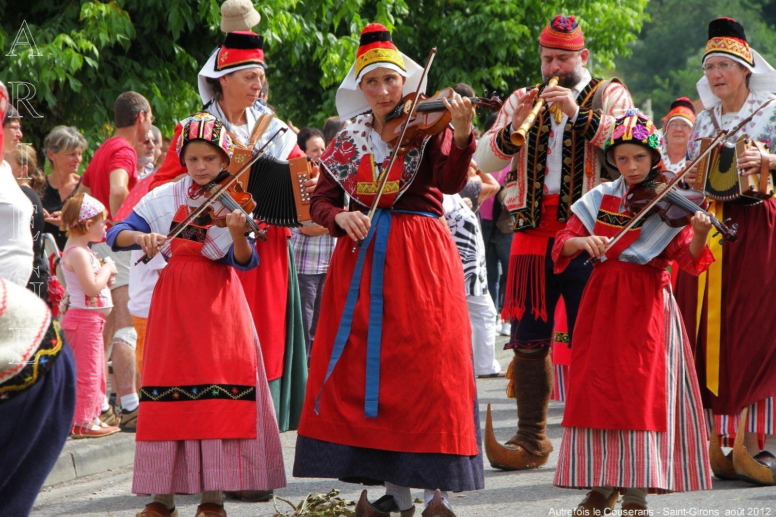Groupe folklorique Les Bethmalais