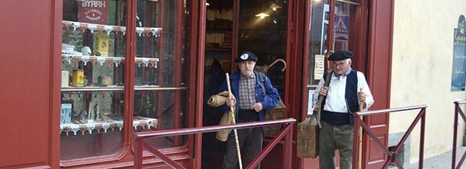 Musée des Colporteurs à Soueix Rogalle