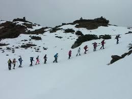 Ski de fond avec notre accompagnateur en montagne