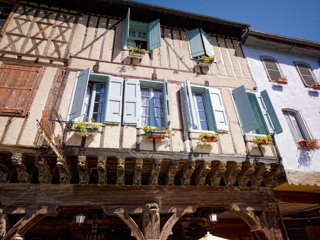 La Cité médiéval de Mirepoix