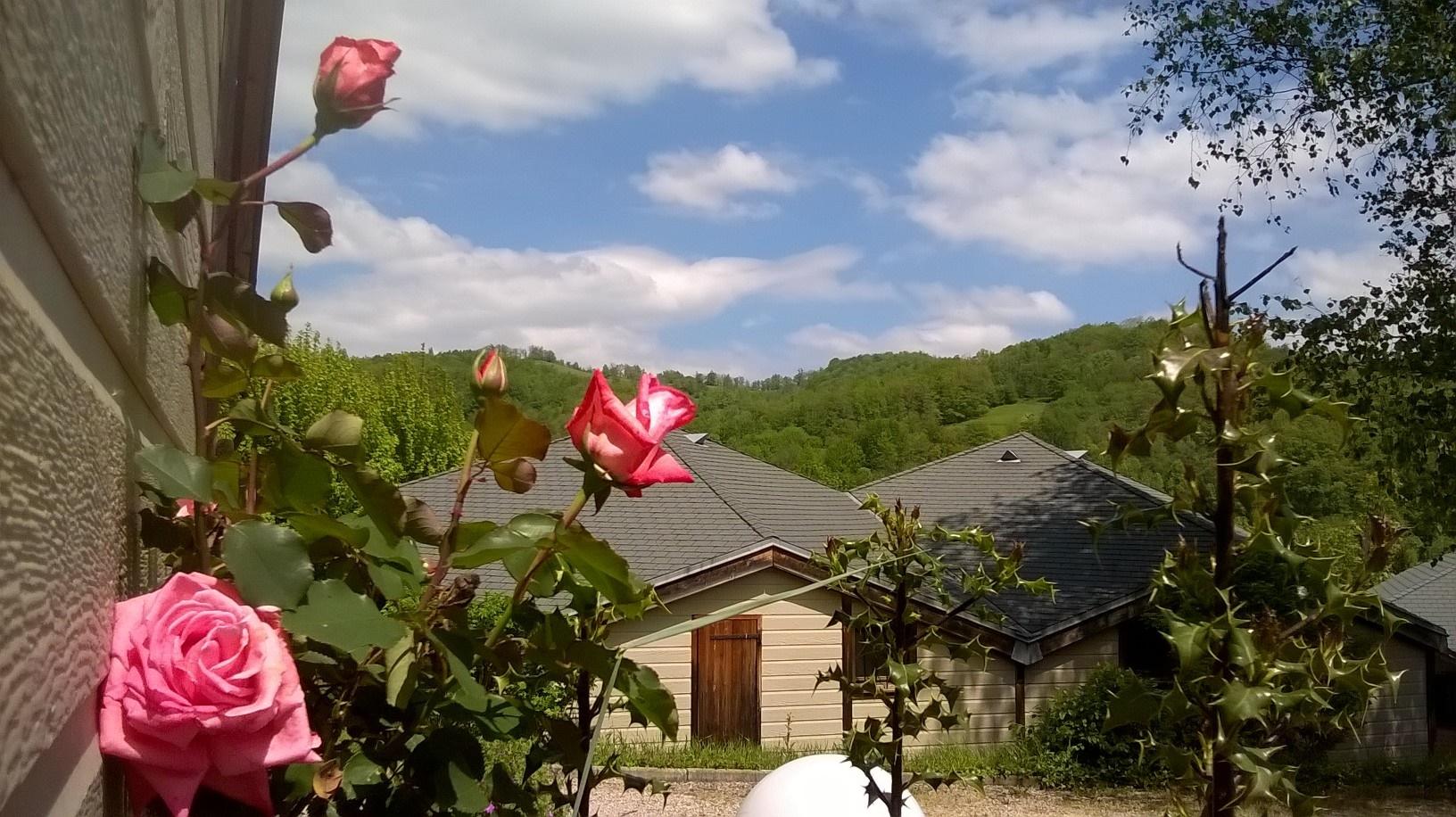 Le printemps au village de vacances les 4 chemins