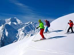 Ski en famille station de Guzet Neiges