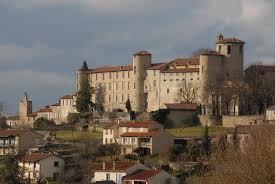 Cité de Saint Lizier patrimoine mondial de l'UNESCO