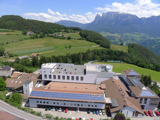 ©LoackerDas auf die Herstellung von Waffeln-, Patisserie- und Schokoladefeingebäck spezialisierte Südtiroler Unternehmen wurde  zum attraktivsten Arbeitgeber am Markt gewählt.