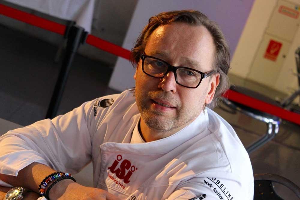 Jurymitglied Thomas Bühner vom Restaurant la Vie*** Osnabrück  ©TheCulinarian BEW