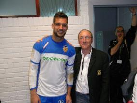 Miguel Angel Moya et Etienne Rippert (Valence 2011)