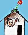 """""""Ein Hauswurz auf dem Haus..."""""""