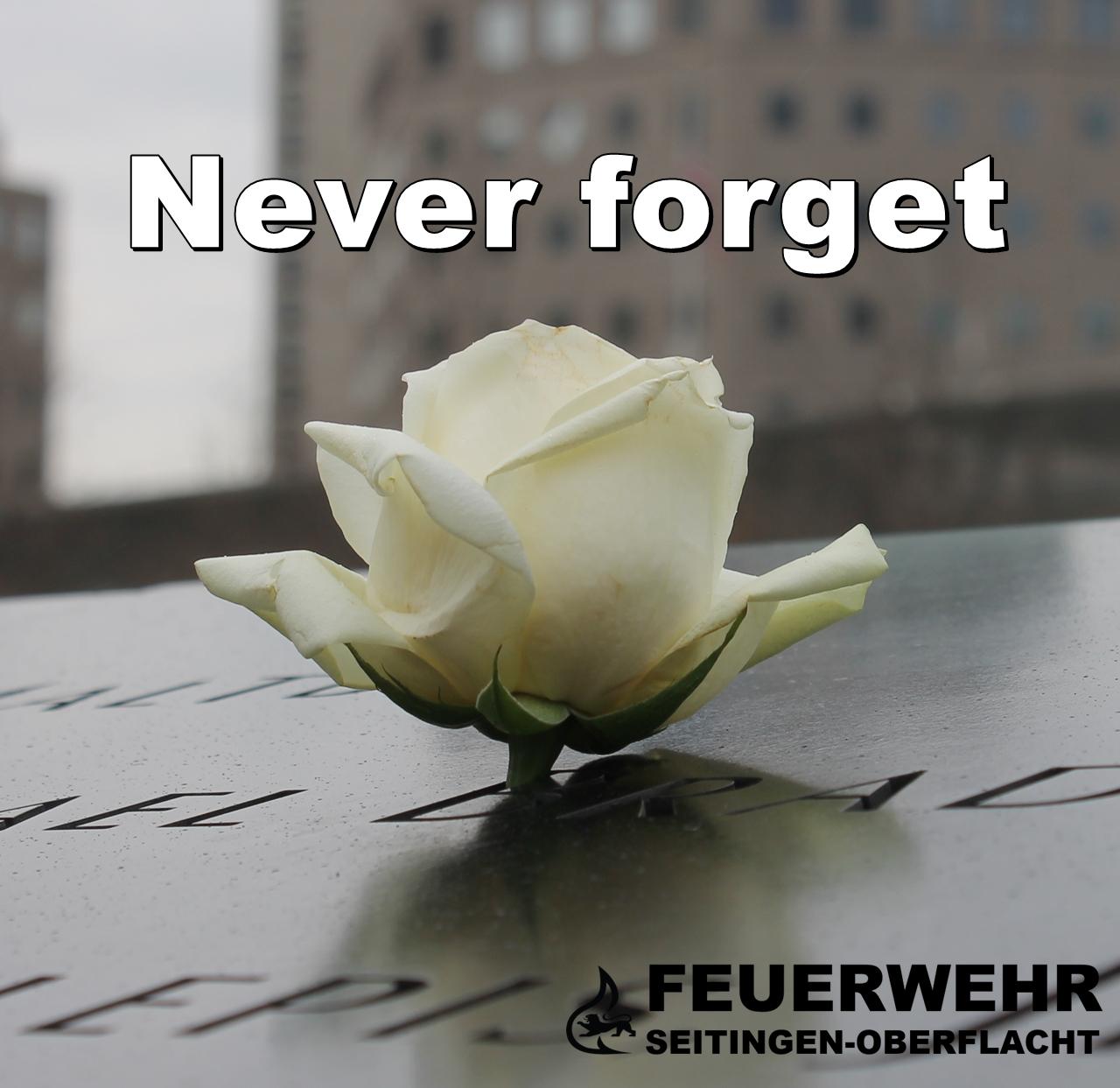 9/11 Im Gedenken zum 20. Jahrestag
