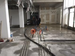 BGH 4, Hamburg Estrich- und Fliesenarbeiten