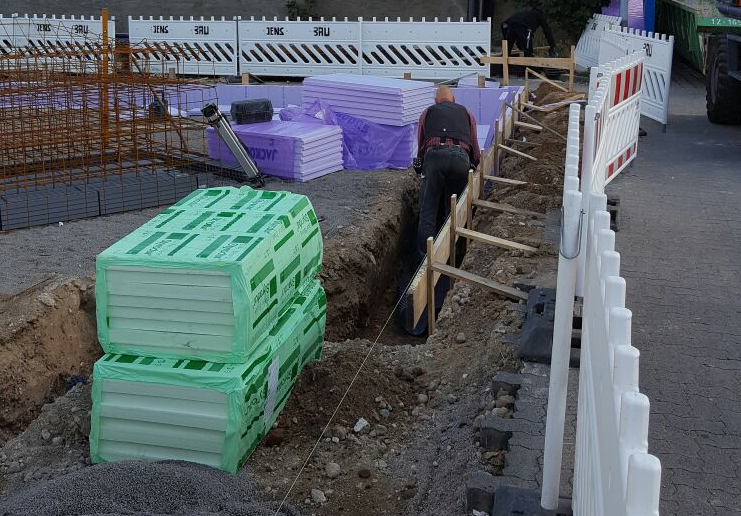 Umbau- und Anbauarbeiten November - Dezember 2016