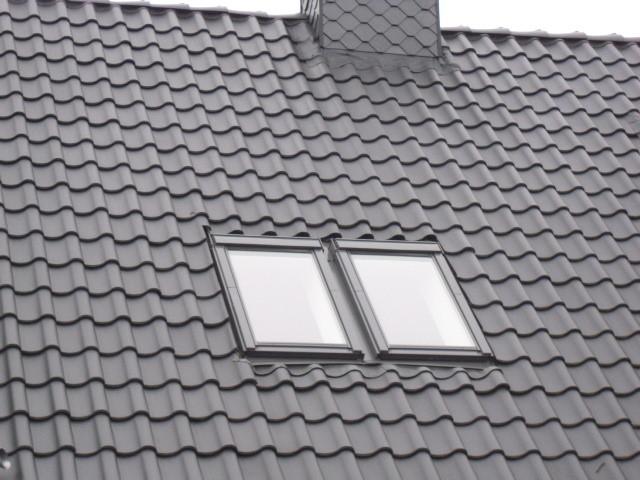 nachträglicher Einbau von Dachflächenfenstern bei der Altbausanierung