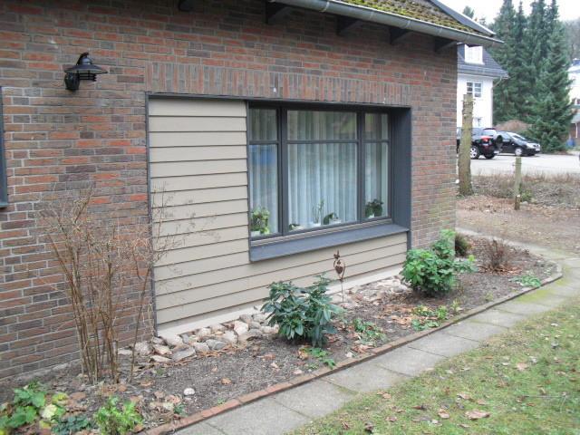 Tausch von Fenstern mit Verkleidung der Restfläche