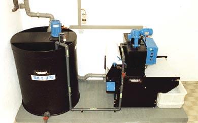 Umwelt, Abwasserreinigungsanlage