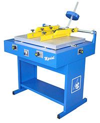 Siebdruckgeräte, Flachbett Siebdruckmaschine M-Print