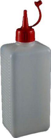Siebdruckzubehör, Sonstige, Vierkantflasche, 500ml