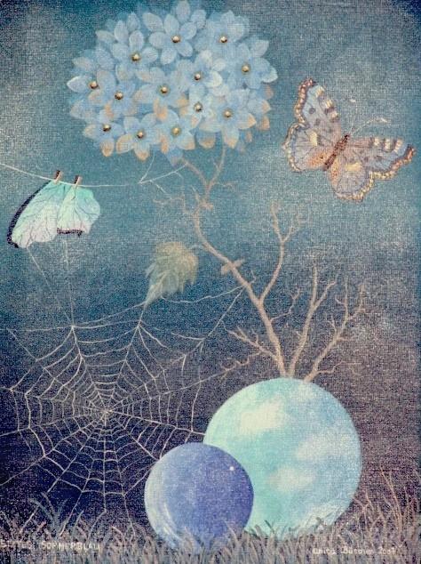 23 Ein letztes Sommerblau, 2007